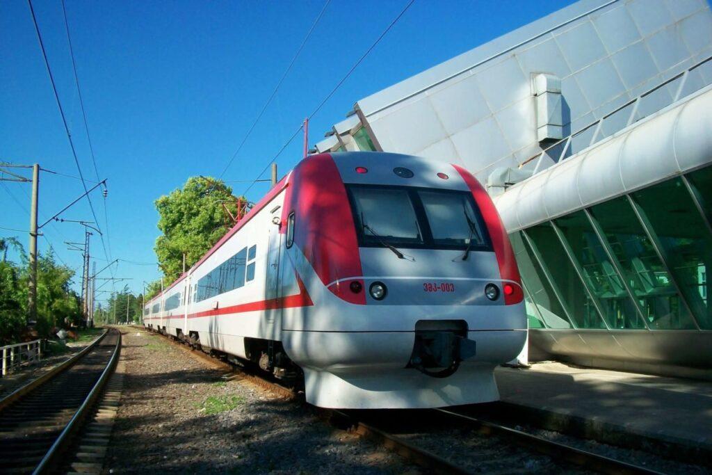 Железная дорога Грузия