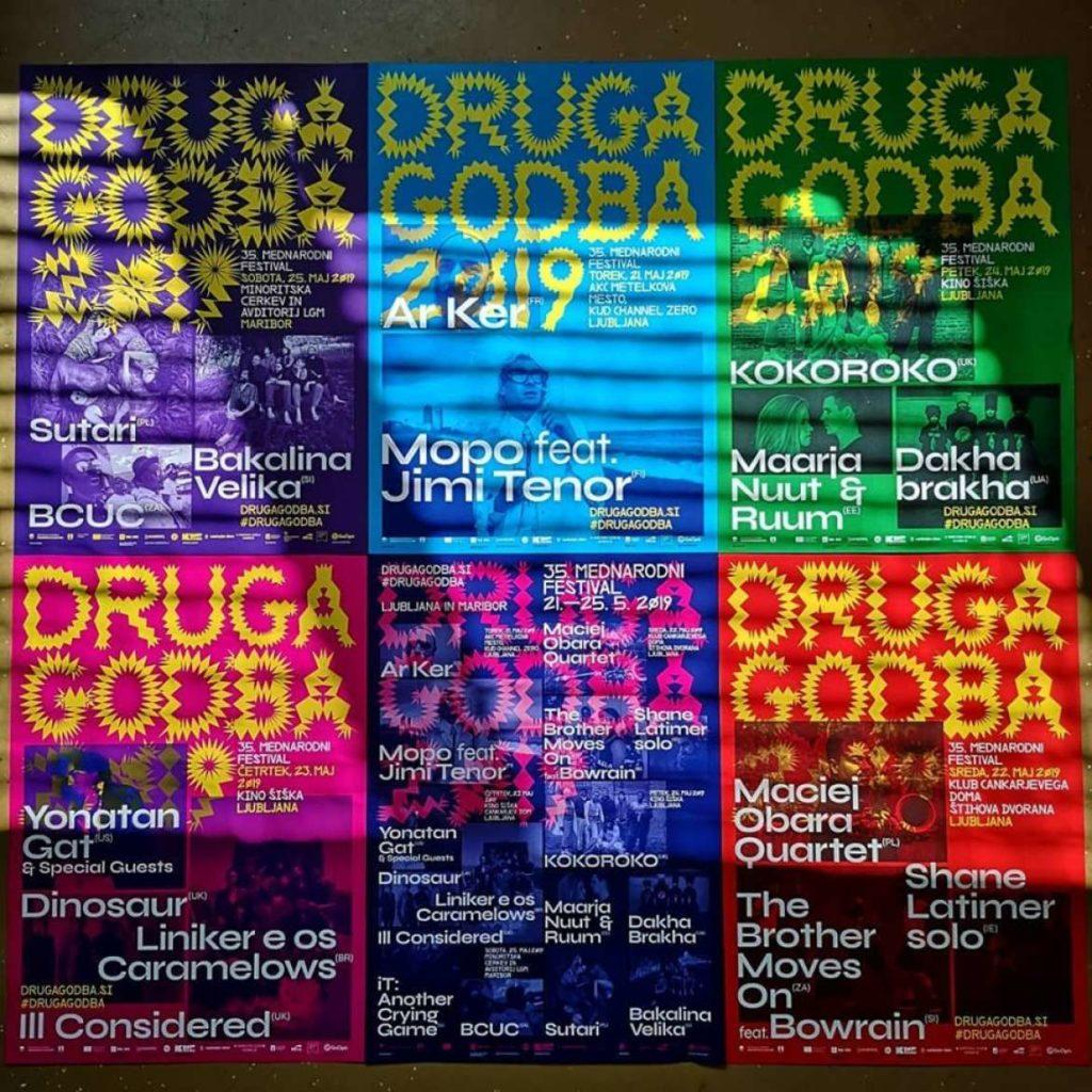 Музыкальный фестиваль Druga Godba.в Словении