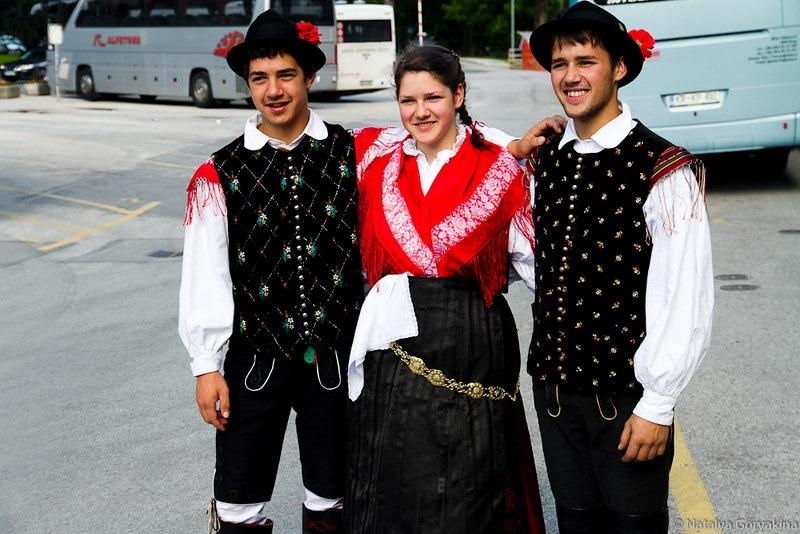 Культура Словении
