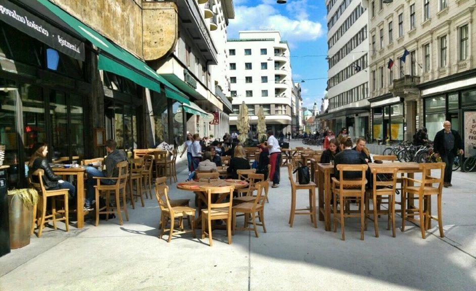Joe Pena's Cantina y Bar в Любляне