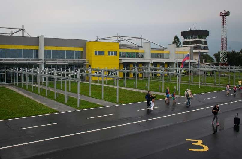 Аэропорт Марибор, Словения