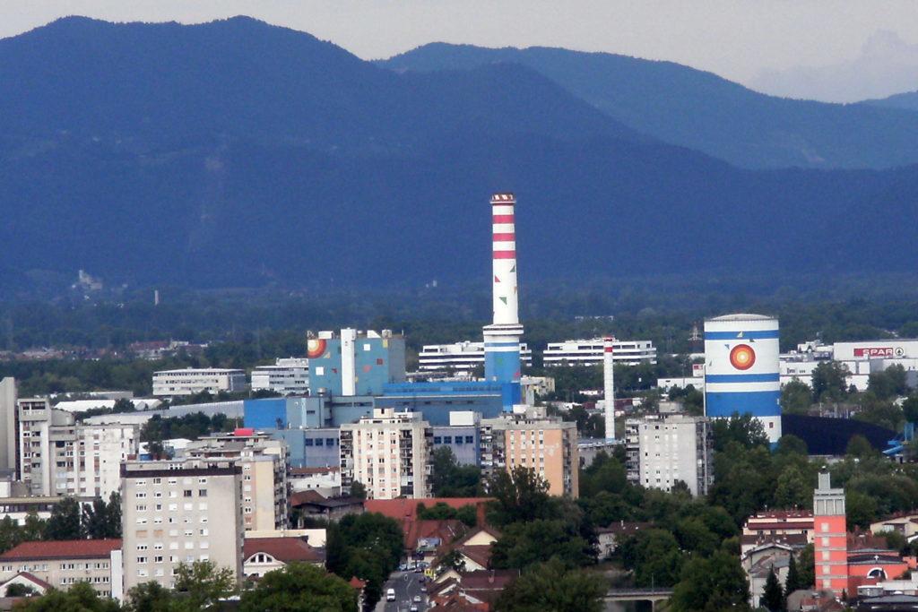 Район Мосте в Любляне