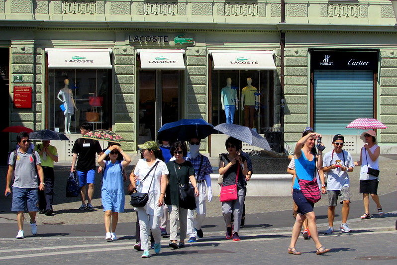 Август в Любляне