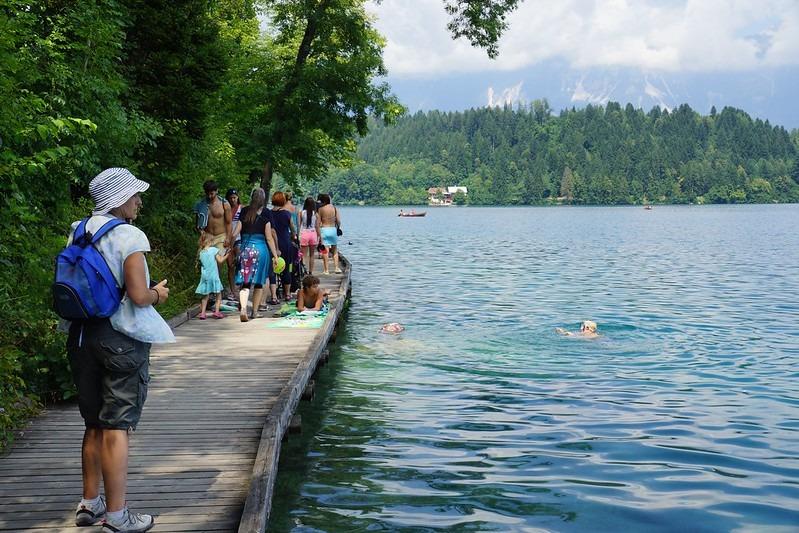 Экотуризм в Словении
