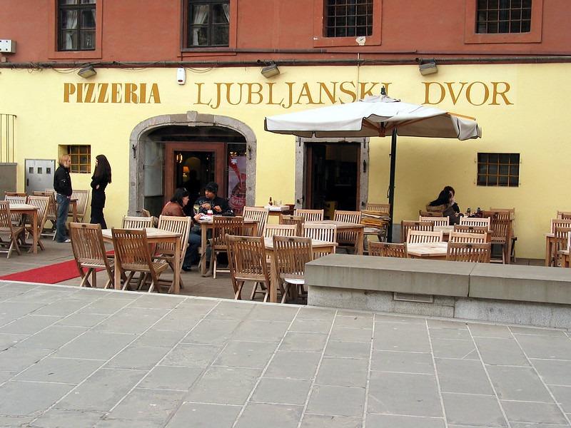 Пиццерия Словения