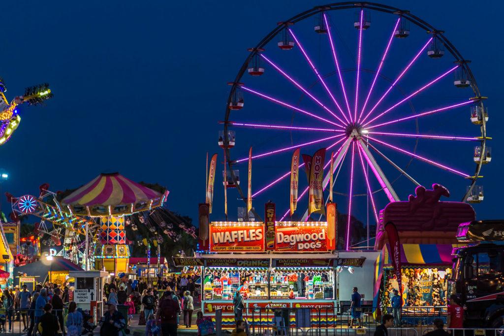 Amusement park Батуми