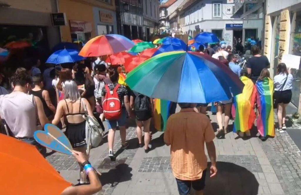Гендерные взляды  в Словении