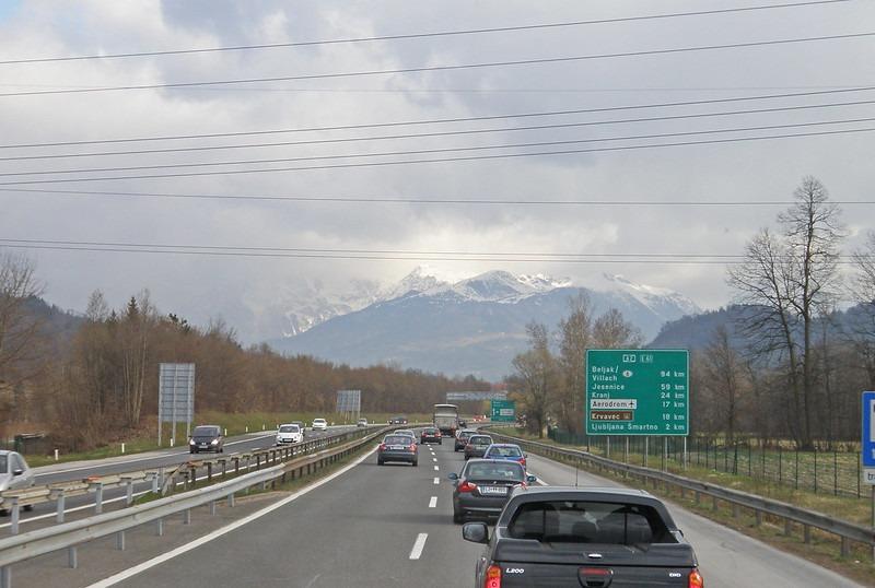ПДД в Словении