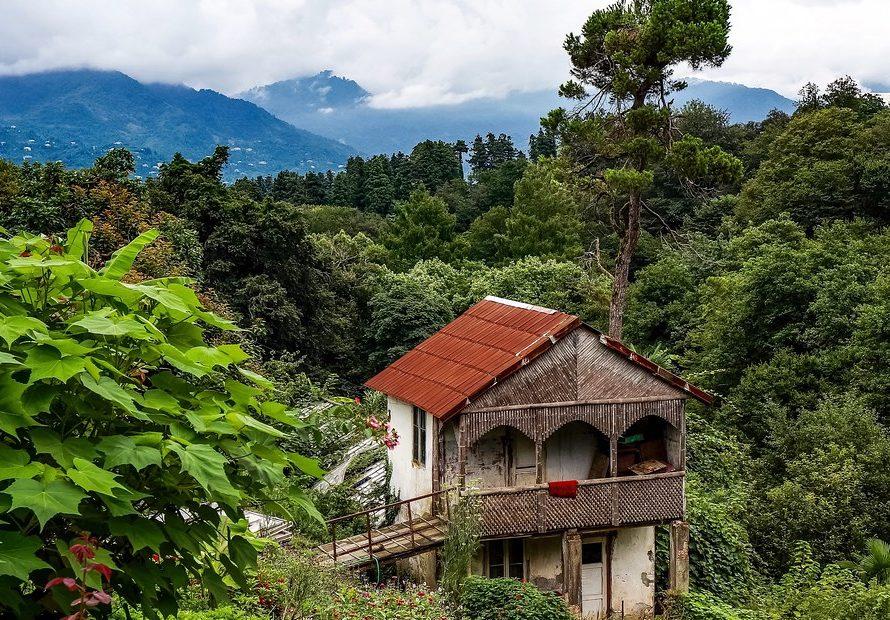 Батуми - ботанический сад