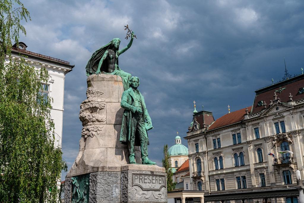 Праздник в Словении - День Прешерна