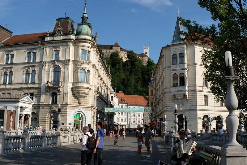 Особенности Словении