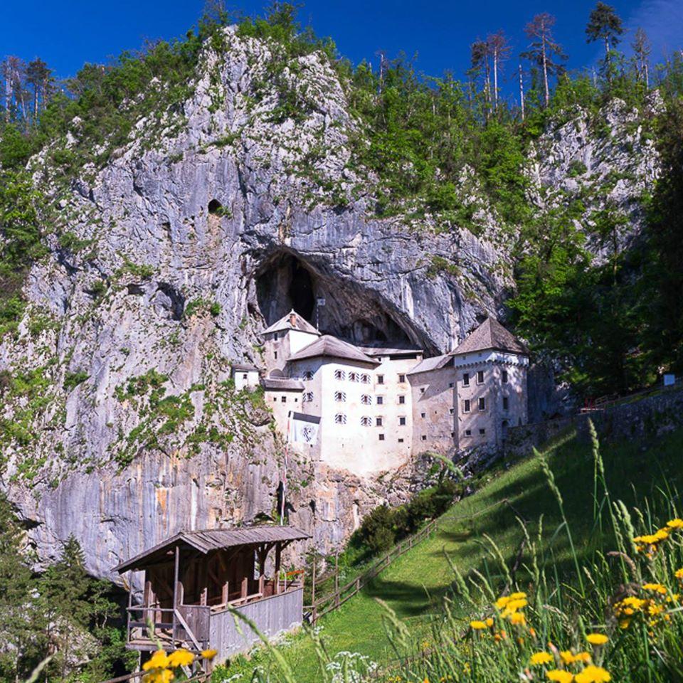 Предъямский замок, Словения