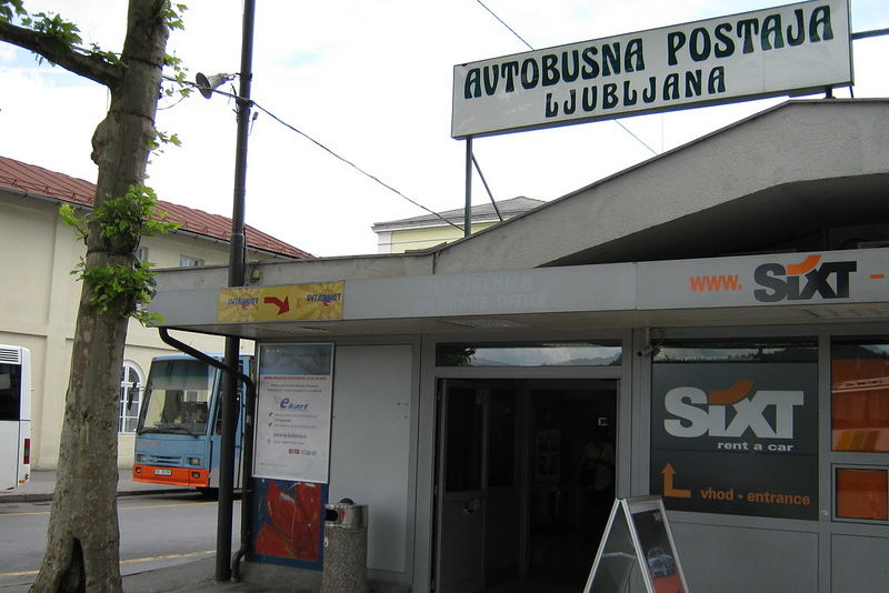 Аренда автомобилей в Любляне
