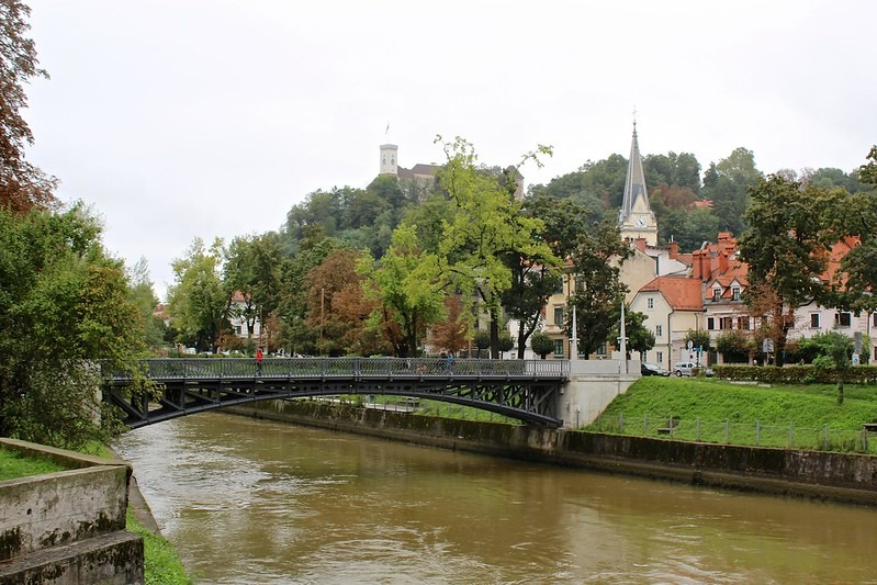 Район Trnovo, Любляна