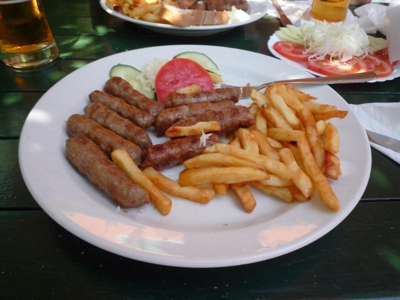 Еда в Словении