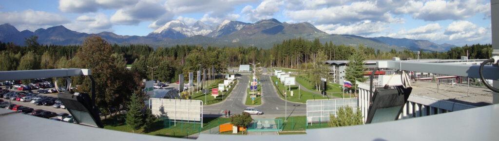 Транспорт Словении