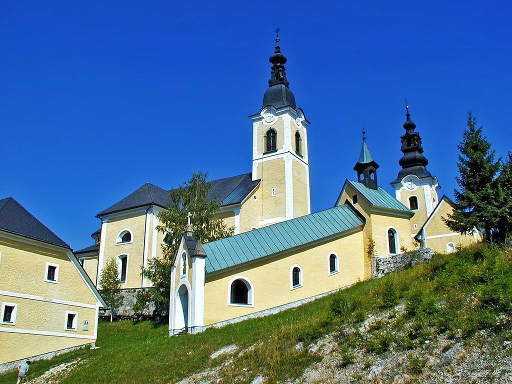 Религия Словении - Sv. Križ