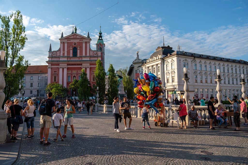 Словения, отдых с детьми