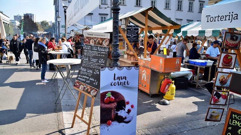 Фестиваль Открытая кухня в Словении