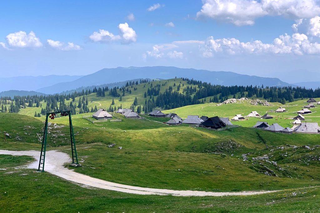 Погода в июне в Любляне