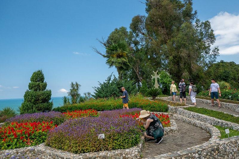 Ботанический сад Батуми Грузия