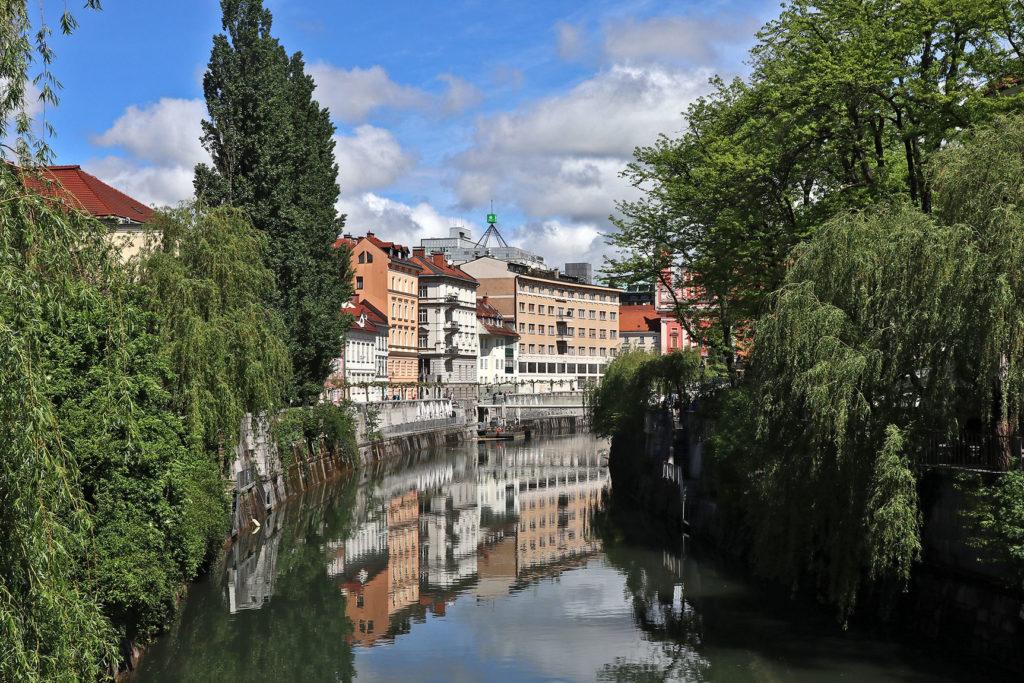 Погода в мае в Любляне