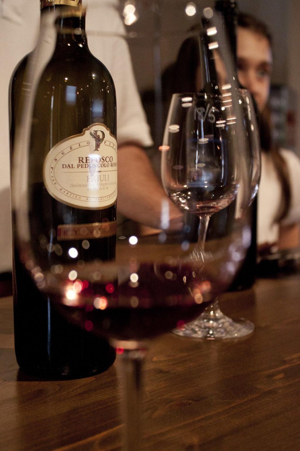 Вина Словении - элитное вино Рефоско