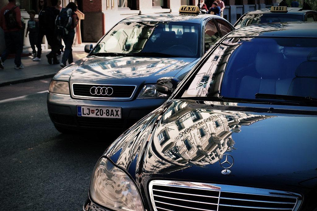 Такси из аэропорта Любляны