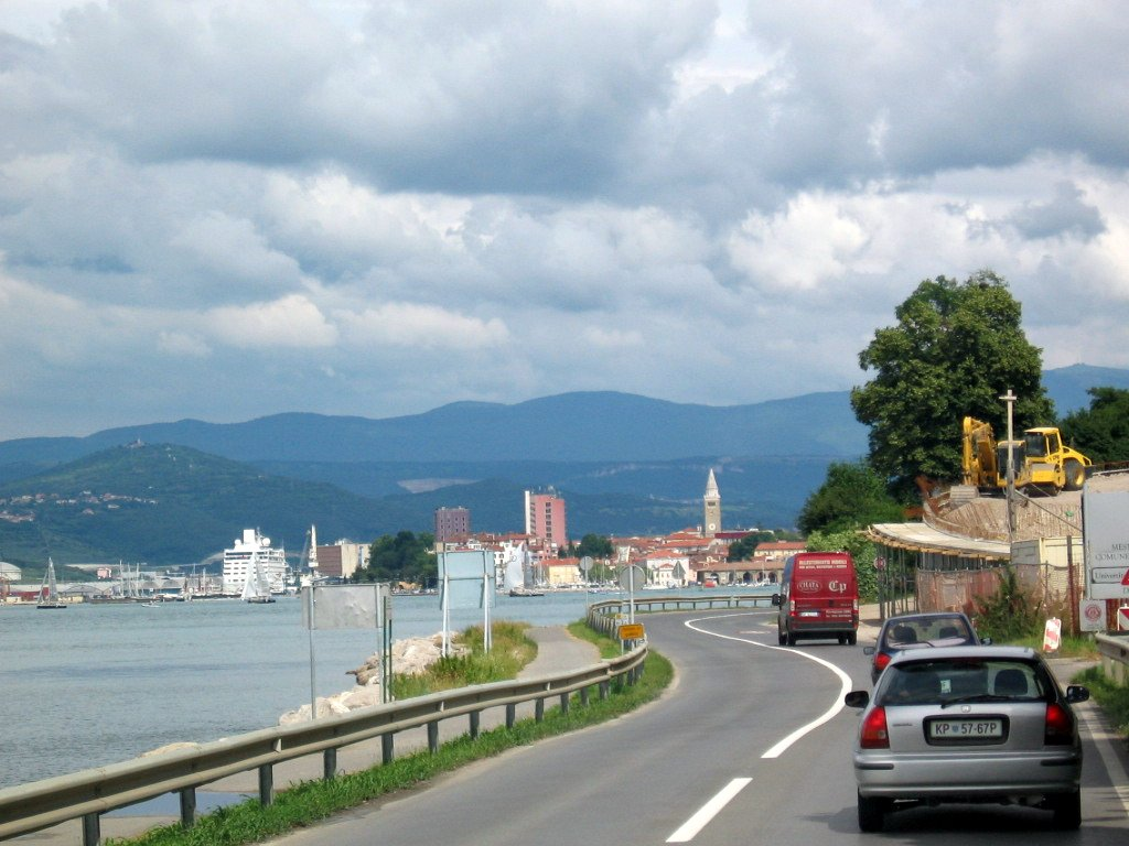 Дороги Словения