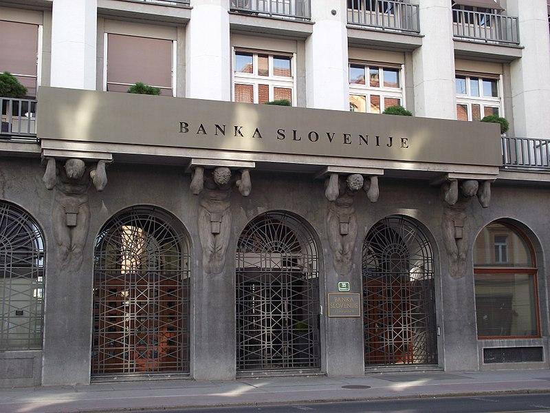 Банки в Словении - где обменять валюту в Словении