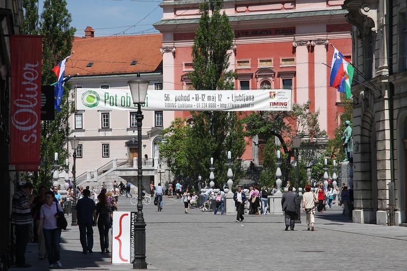 Ситуация в Словении