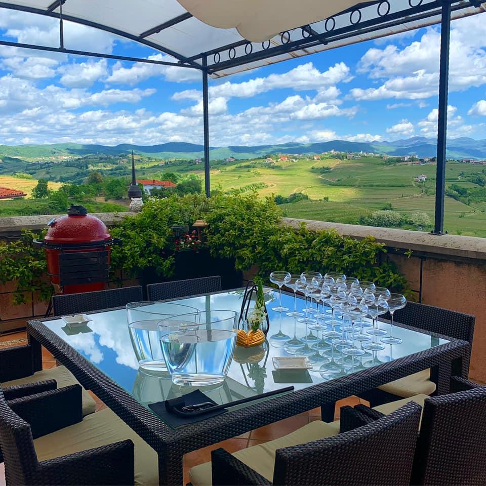 Винный бутик Movia Wines в Любляна