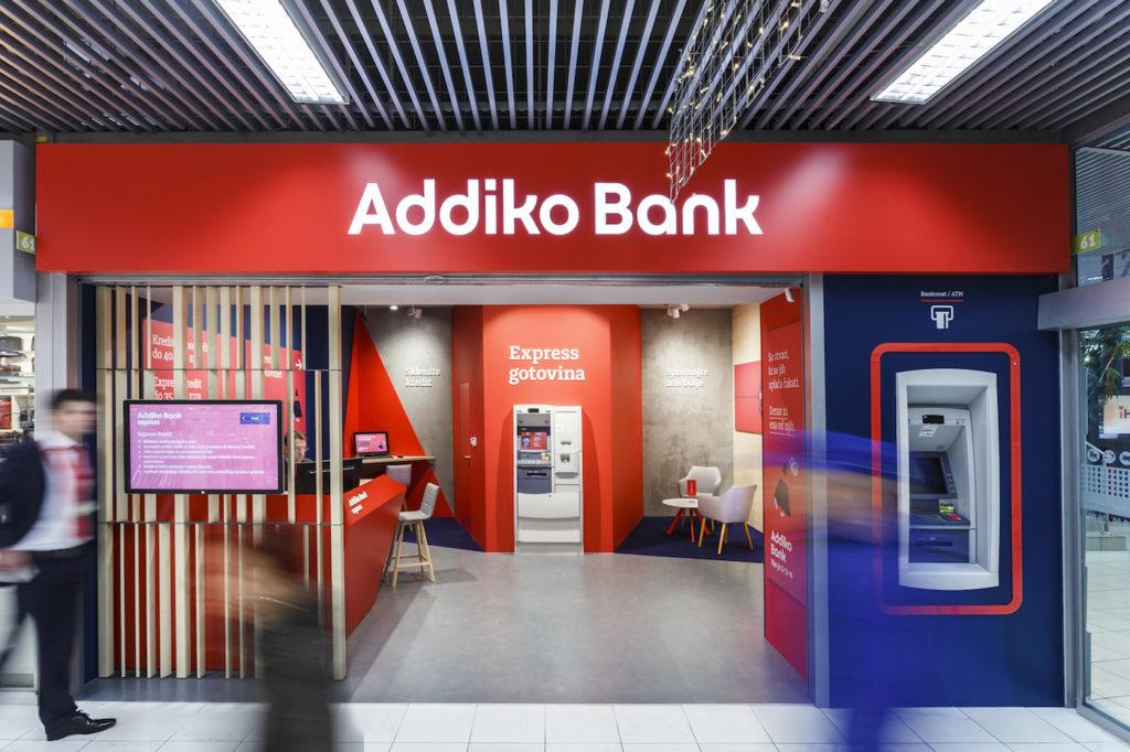 Банки и банкоматы Слвоения