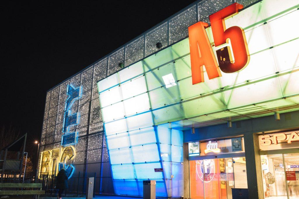 Торговый центр BTC City, Любляна