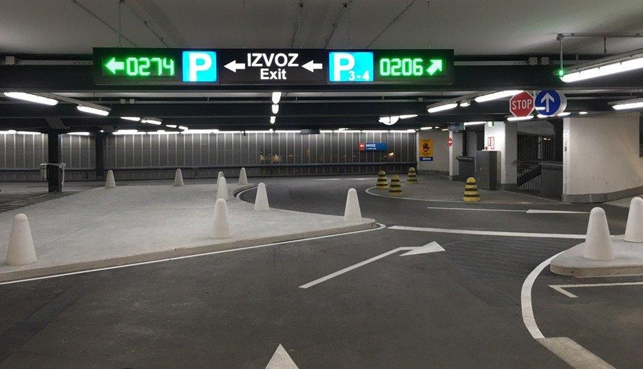 Аренда авто в Любляне — где парковать авто в Любляне