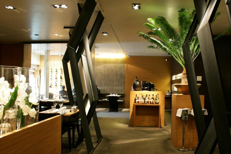 Restavracija Cubo, ресторан в Любляне