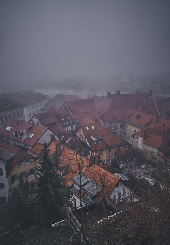 Погода в ноябре в Словении