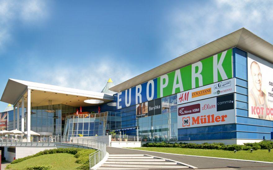 Торговый центр Словении Europark
