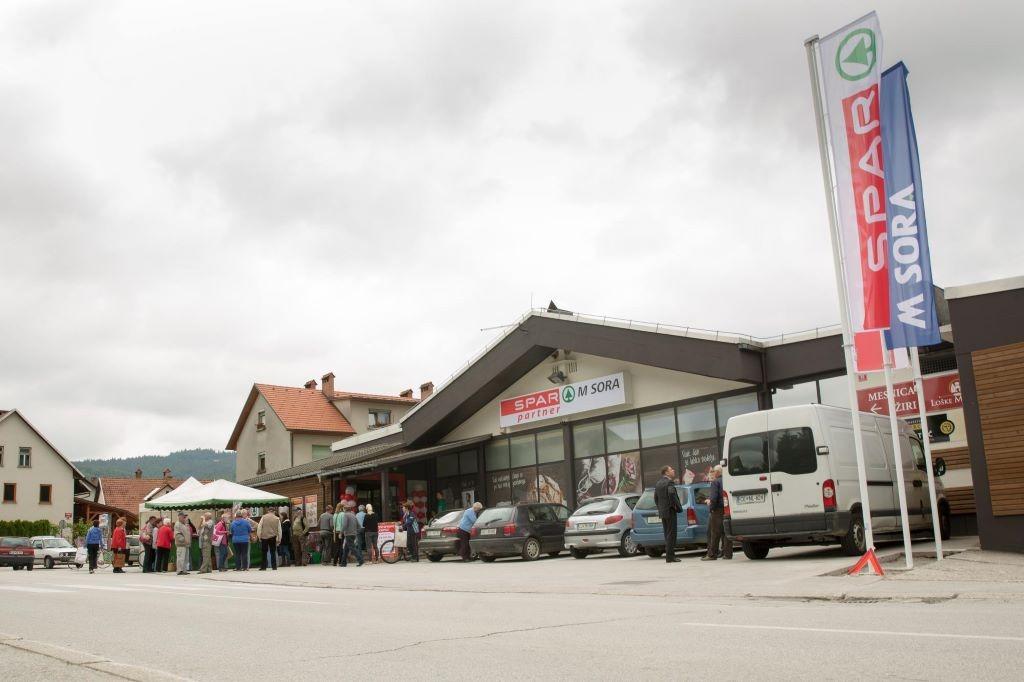 Магазины Любляны