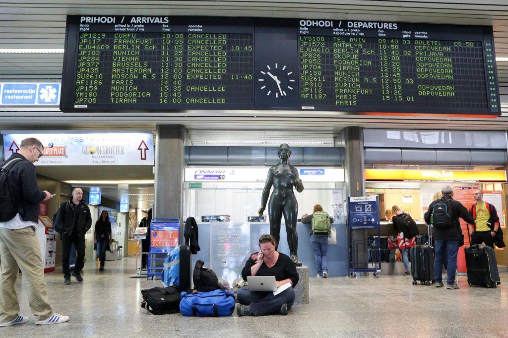Такс-фри в аэропорту Словении