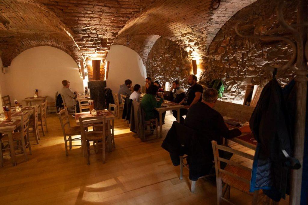 Ресторан Capriccio Ristopizza, Любляна