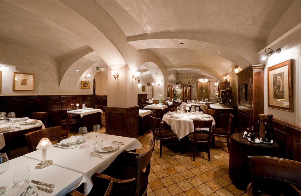 Ресторан AS, Любляна