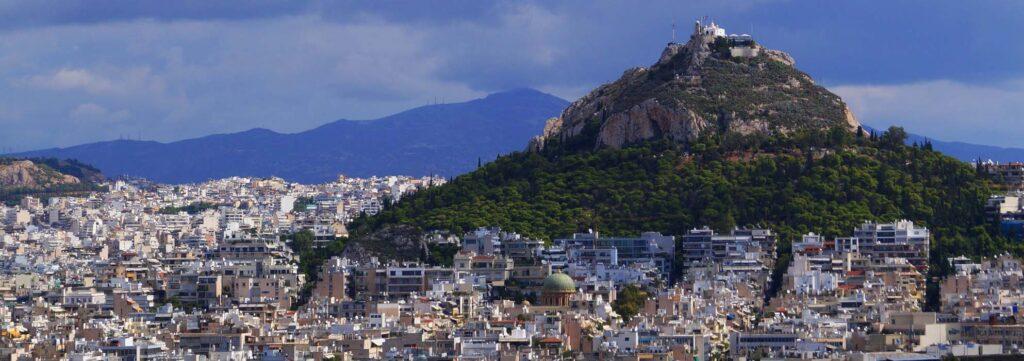 Афины, столица Греции