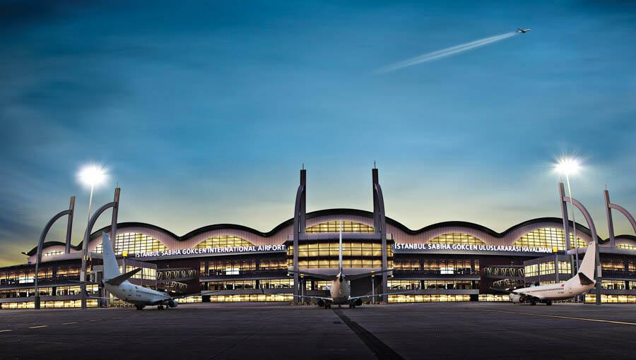 Аэропорт имени Сабихи Гекчен вСтамбуле