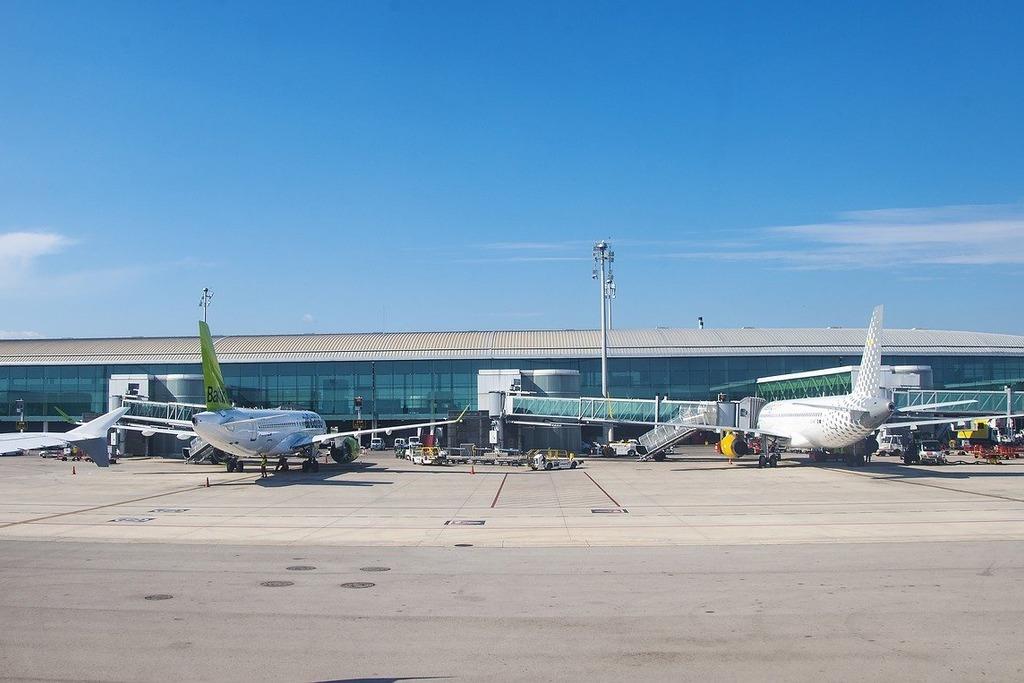 Правила авиакомпаний для багажа, Испания