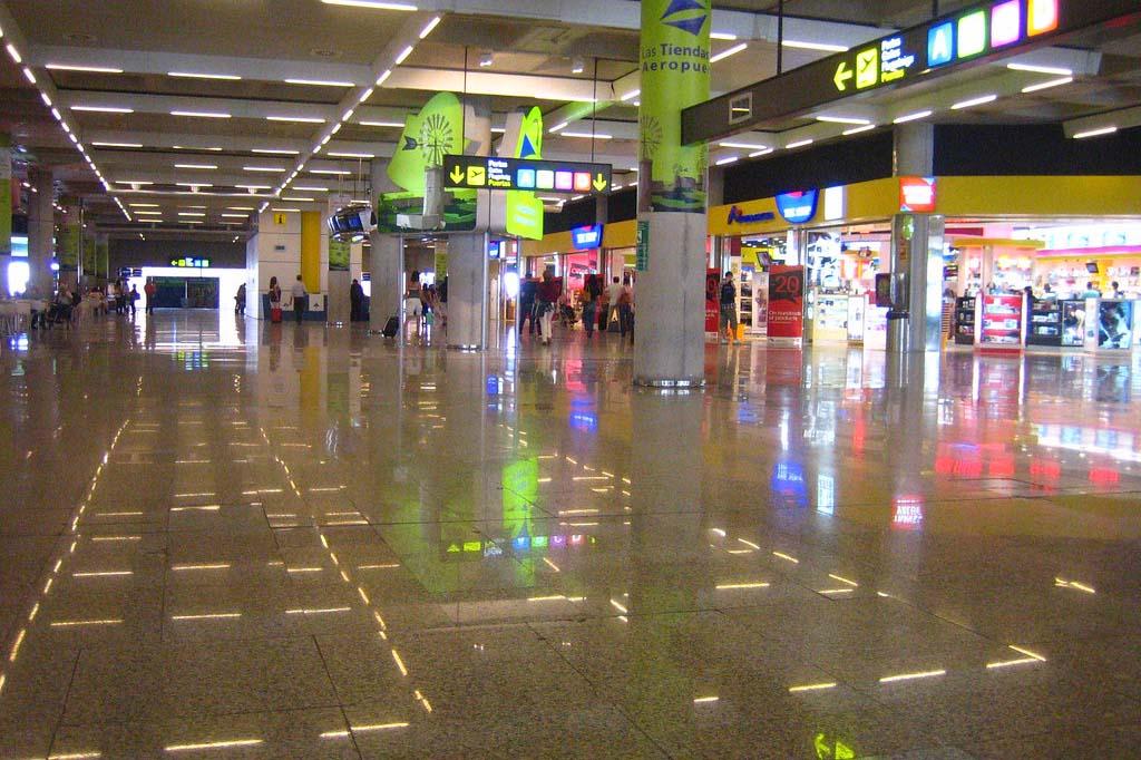 Аэропорт на Мальорке, Испания