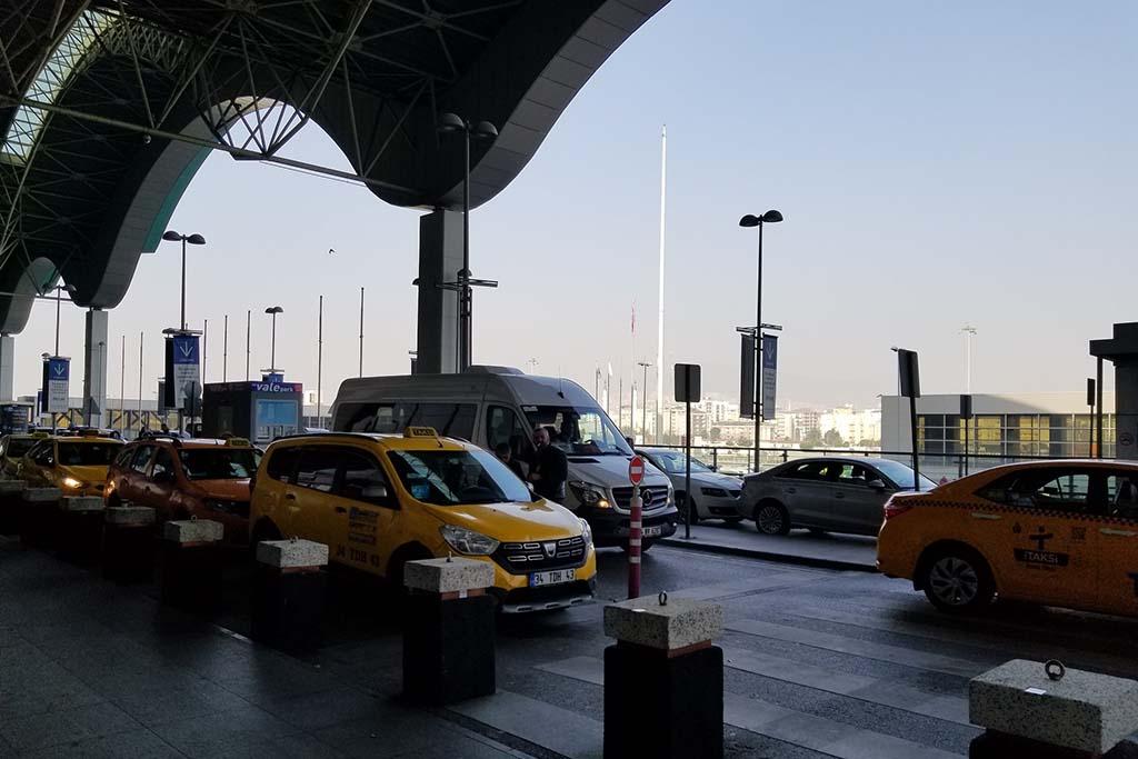Международный аэропорт Сабихи Гекчен, Стамбул