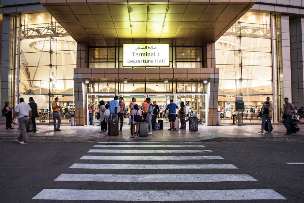 Аэропорт в Шарм-эль-Шейх