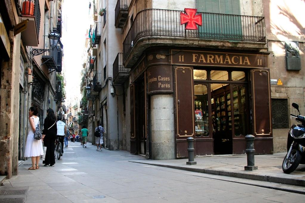 Аптеки Испании