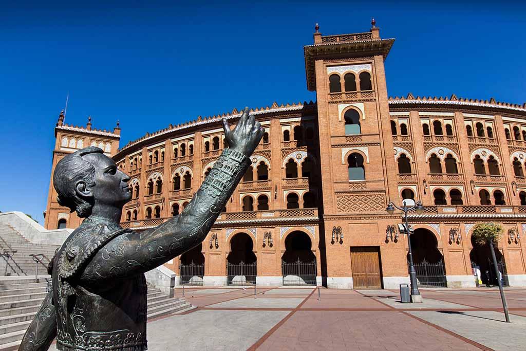 Арена Лас-Вентас — достопримечательность Мадрида